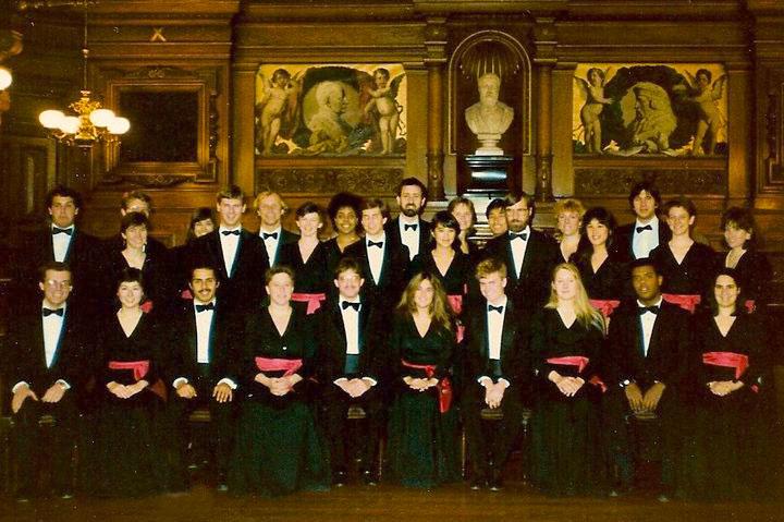 Chorale Alte Aule in Heidelberg