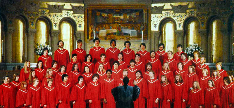 Memorial Church Choir