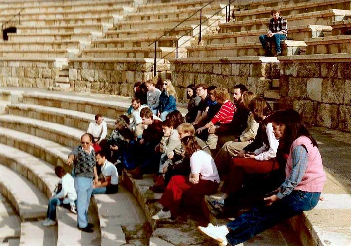 The Chorale at the Roman Theater
